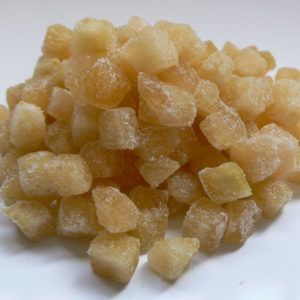 Dried Pear Dices