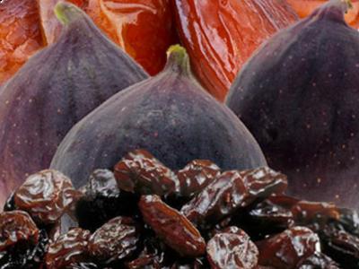 Dates Figs Raisins